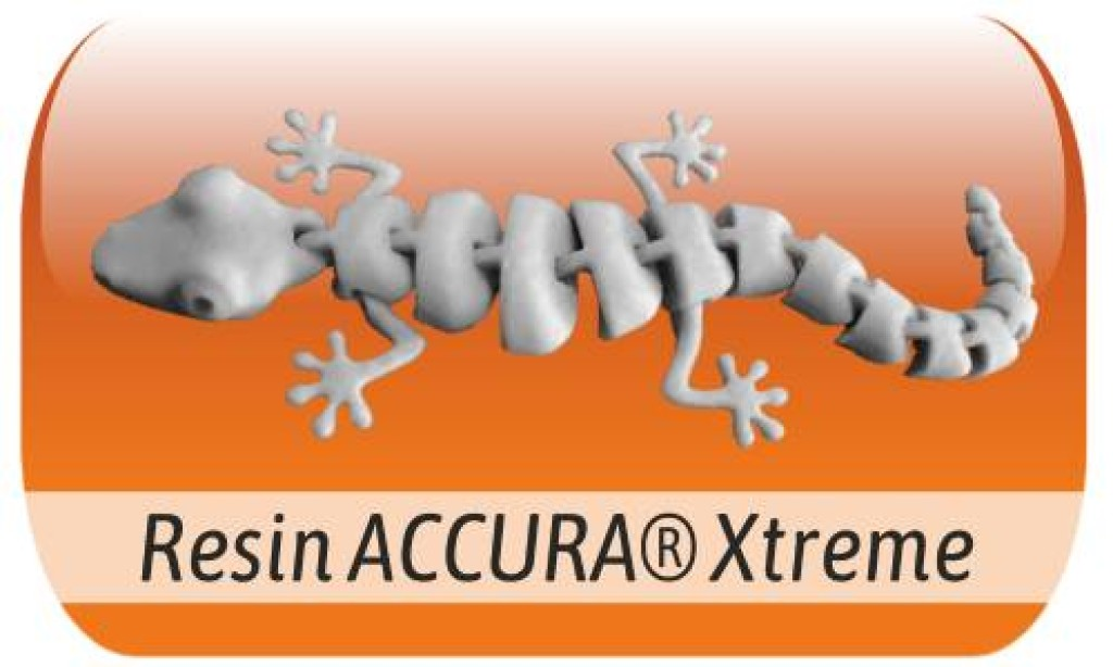 Resin accura xtrem